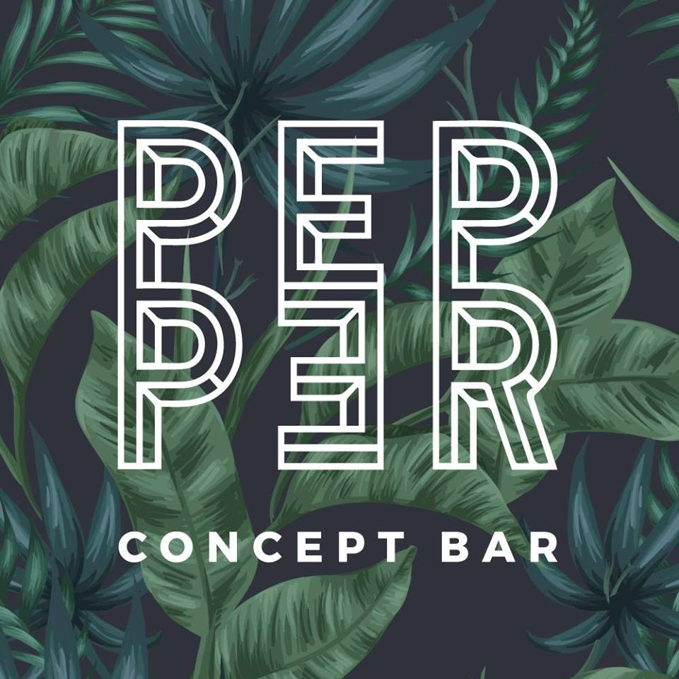 Pepper Concept Bar