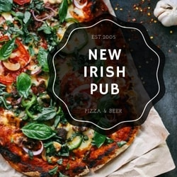 New Irish Pub